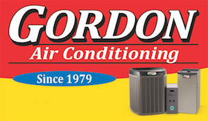 Gordon Air Conditioning Logo